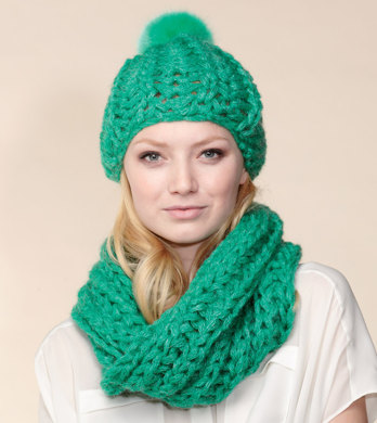 Hats Amp Snoods In Rico Fashion Gigantic Mohair 209