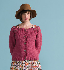 Heart of Gold Sweater in Classic Elite Yarns Sprout