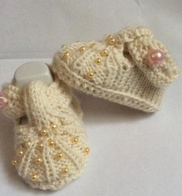 Pearly Princess Party Shoes