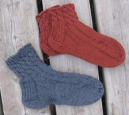 Entwined House Socks