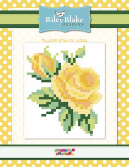Riley Blake Yellow Rose of Texas - Downloadable PDF
