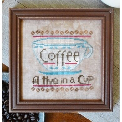 Hands On Design A Hug In A Cup - Cool Beans - HD137 -  Leaflet