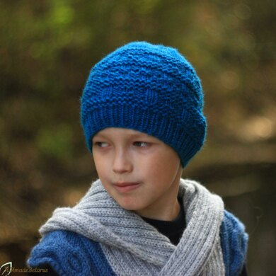 The Nikita Slouchy hat