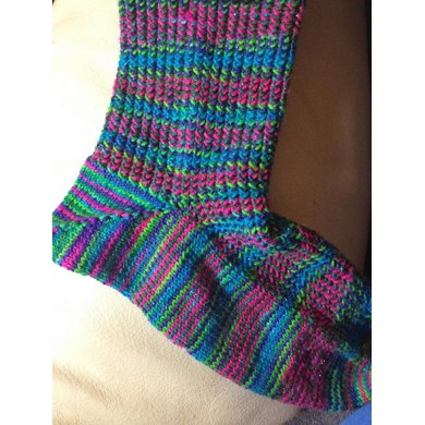Fish Scales and Fairy Tales Socks