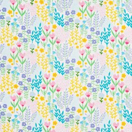 LoveCrafts Painterly Blooms - Spring Pickings