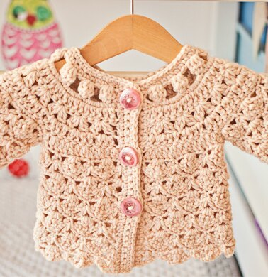 Fun Shell and Cluster Cardigan