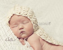 Hooded Baby Cape 339