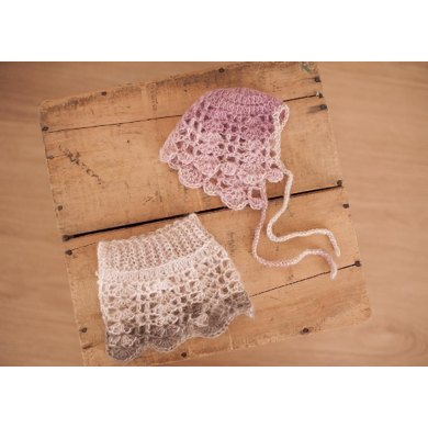 Newborn Mohair Skirt