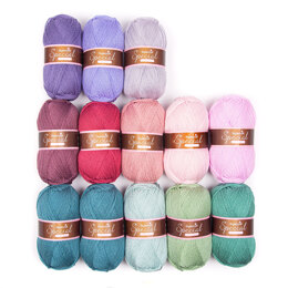Stylecraft Special DK 13 Ball Color Pack - My Country Garden by Jo Smith
