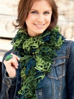 Scarf in Katia Triana