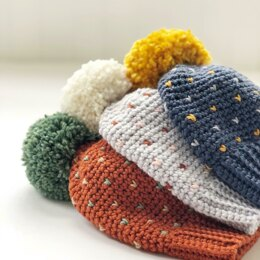 Baby Hat Crochet Patterns Lovecrochet