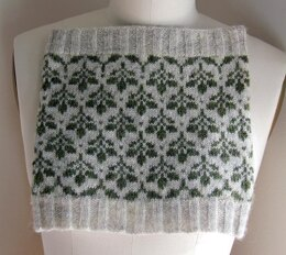 Welcome Spring! Cowl