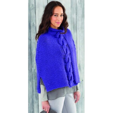 Ponchos in Sublime Lola - 6126 - Downloadable PDF
