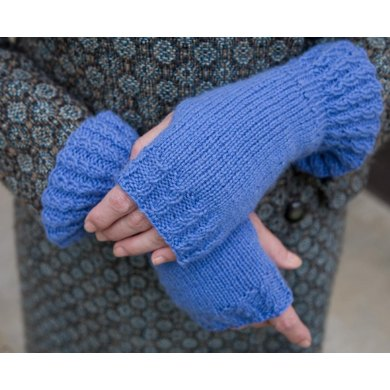 Luxe Mitts