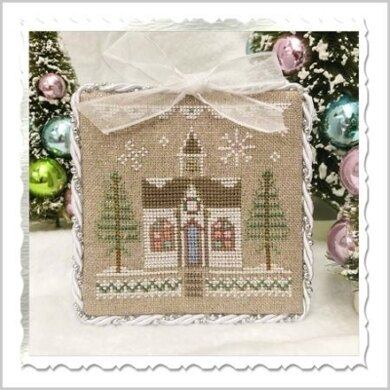 Country Cottage Glitter House 5 - CCNGH5 -  Leaflet
