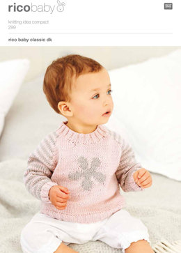 Sweater in Rico Baby Classic DK - 299