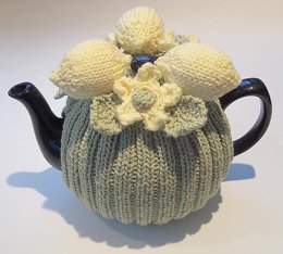 Lemon Tea. Tea Cosy