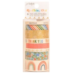 American Crafts Jen Handfield - Reaching out Washi Tape Patterned
