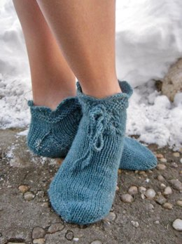 Tulip Ankle Socks