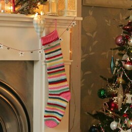 Candy Stripe Stocking and Twinkle Toe Socks