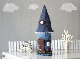 Fairytale house Pencil case