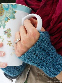 Hand Cozies - Women's Fingerless Gloves