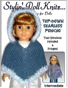 Poncho Knitting Patterns Loveknitting