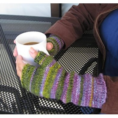 Erwin Mills Fingerless Mitts
