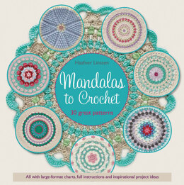 Search Press Mandalas to Crochet: 30 Great Patterns - 1019027 -  Leaflet