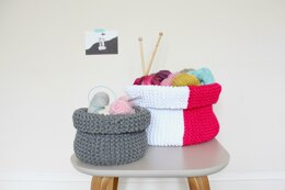 Jersey Storage Basket