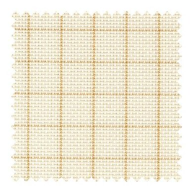 Zweigart 14 Count Aida, Easy Count 21in x 39in