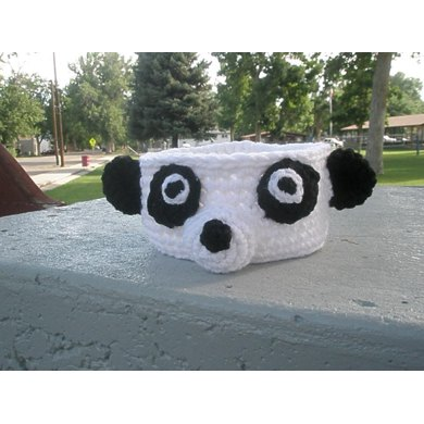 Panda Bear Bowl / Container