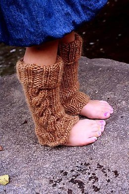 Cap A Chinos  Legwarmers  Child sizes