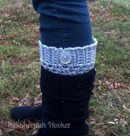 Quick & Easy Boot Cuffs