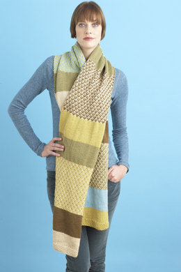 Comfort Colors Shawl in Lion Brand Cotton-Ease - 81031AD
