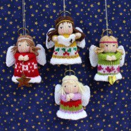 Little Angels - Christmas Decorations