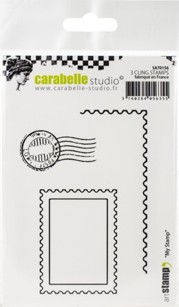 Carabelle Studio Cling Stamp A7 - My Stamp