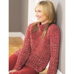 Pullover in Patons Bohemian - Downloadable PDF