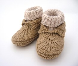Baby Moc-a-Soc - Booties