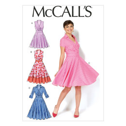 McCall's Misses' Dresses M7081 - Sewing Pattern