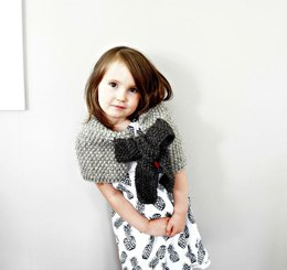 The Matilda knitted cowl