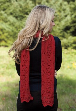Sweetheart Valentine Scarf