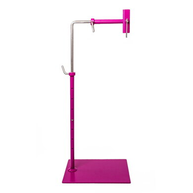 Lowery Fuchsia Workstand with Side Clamp