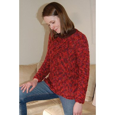 One Piece Sweater to Knit