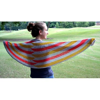 Metamorphosis Shawl