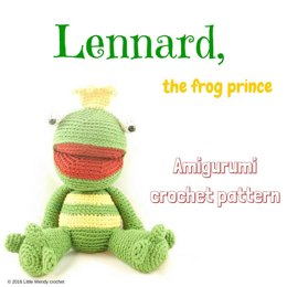 Lennard, the frog prince
