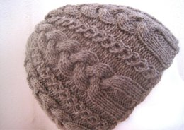 Cosy Cable Hat