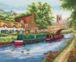 Anchor Waterways Cross Stitch Kit