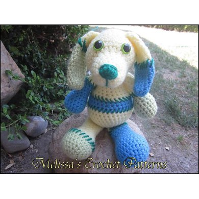 Patrick the Patchwork Puppy - Summer MCAL
