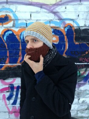 Obey The Beard Beanie